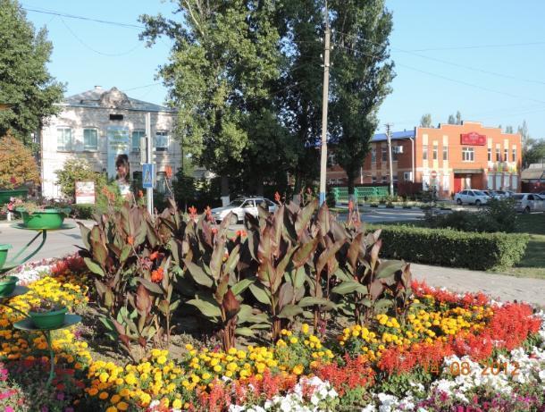 Морозовск стал одним из победителей конкурса на звание лучшего поселения 2018 года