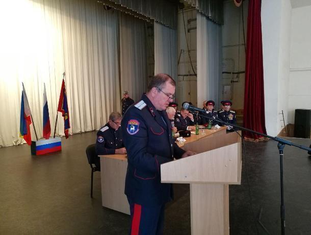 Пятеро казаков из Морозовска были избраны для участия в войсковом отчётном Большом Круге