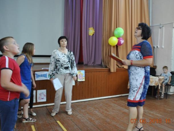 Ловкость, смелость, быстроту показали ребята на мероприятии в хуторе Вишневка