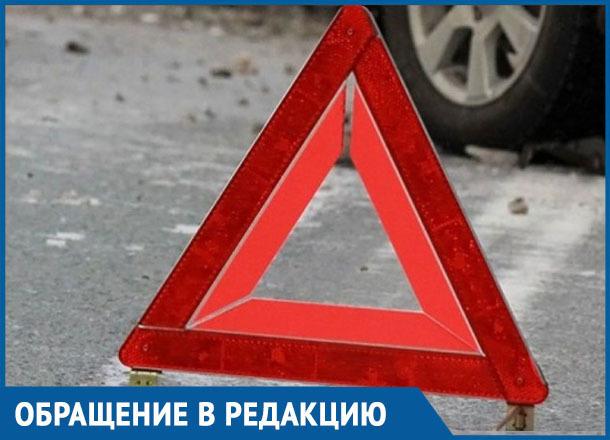 Ищем свидетелей: два Chevrolet Aveo столкнулись на перекрестке улиц Ворошилова и Кирова