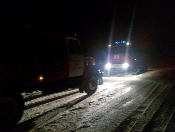Умелые действия жильцов дома предотвратили пожар в хуторе Морозов