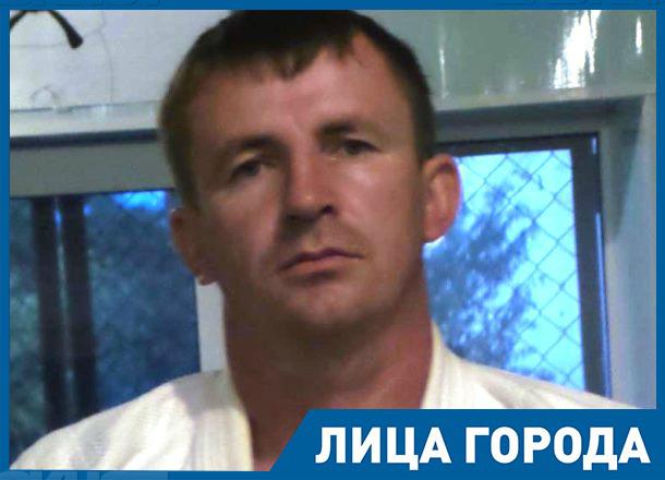 Хочу, чтобы морозовчане несли флаг России на чемпионате мира, - создатель секции дзюдо в Морозовске