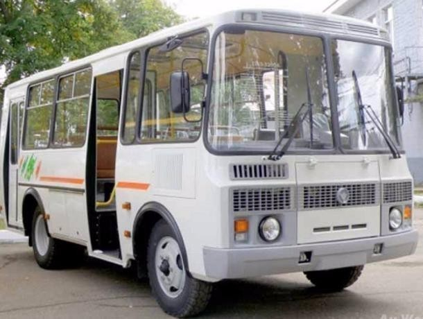 Морозовчанам придется обойтись в среду без автобуса №2