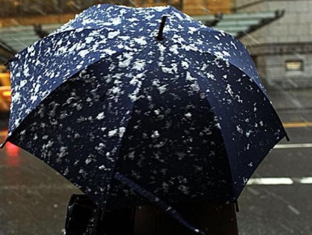 21 января мокрый снег в Морозовске обещает перерасти в ледяной дождь