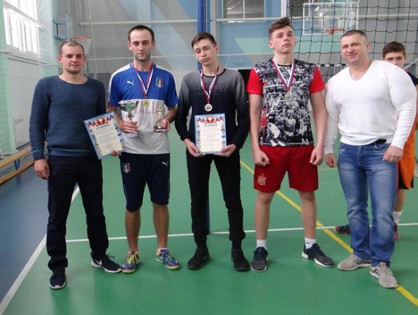 Команда Вознесенского сельского поселения стала обладателем кубка первенства Морозовского района по стритболу