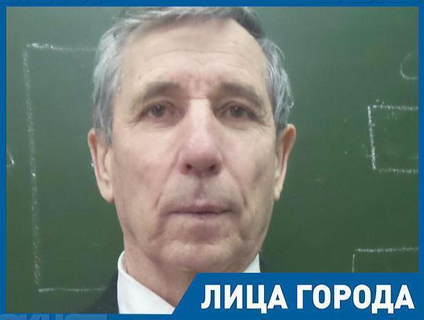 Возможно, мой кружок посещают будущие инженеры-конструкторы, - учитель физики школы №6 Морозовска