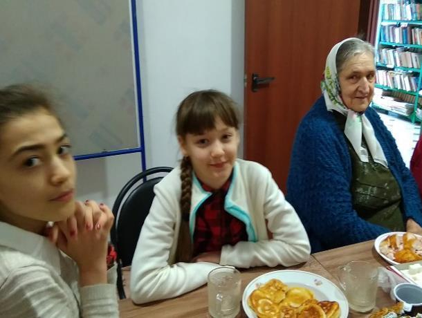 Вечер, посвященный творчеству Виталия Закруткина провели в библиотеке Гагаринского сельского поселения