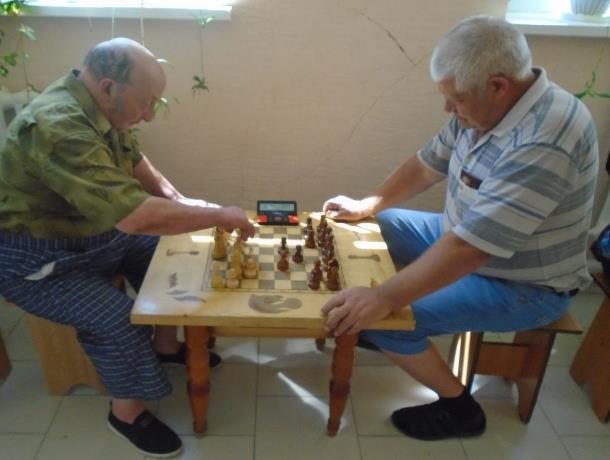 Впервые шахматисты Морозовска вышли в полуфинал кубка Ростовской области