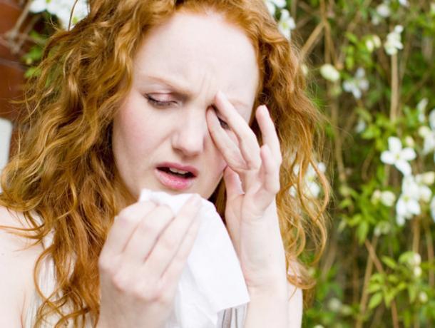 Устранение контакта с аллергенами - наиболее важный момент лечения симптомов аллергии, - заведующий поликлиникой Морозовска