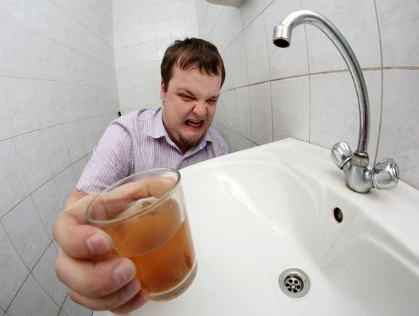 Менее 70% питьевой воды в Ростовской области соответствует гигиеническим требованиям