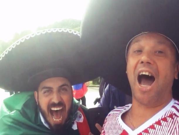 Мексиканские болельщики на чемпионате мира скандировали: «Каменка!!!»