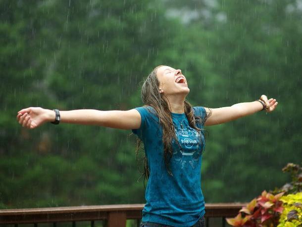 Небольшой дождь должен начаться в Морозовске во второй половине дня