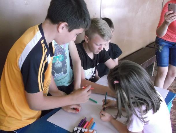 Экологический турнир «Остров тайн и загадок» организовали для детей в хуторе Старо-Петровском