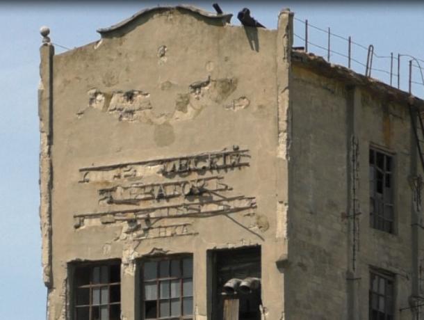 Орел на стене элеватора был российский, а не немецкий, - краевед Морозовска