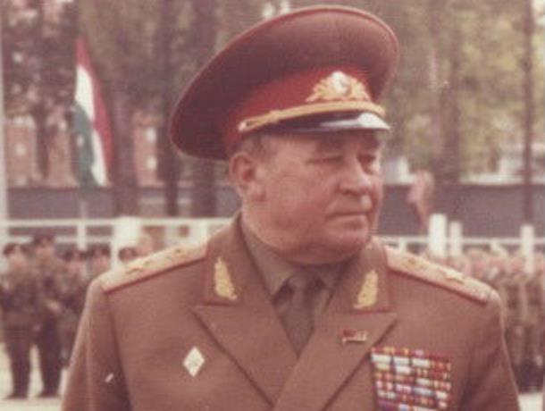 Календарь Морозовска: 19 июля родился Главнокомандующий Группой советских войск в Германии