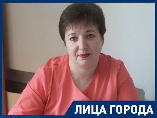 Главное, чтобы все были живы и здоровы, - акушер-гинеколог Морозовска Наталья Милютина