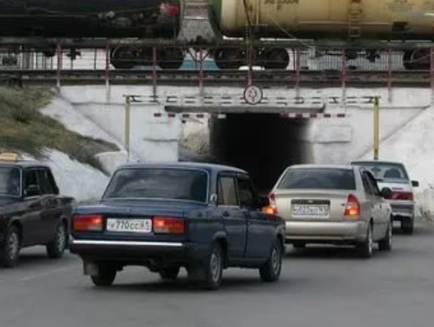 Туннель в Морозовске закроют 16 марта