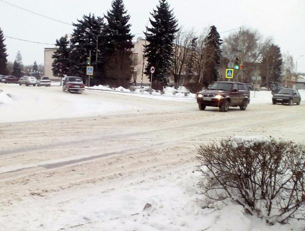 Систематическое бездействие муниципальных властей Морозовского района по содержанию дорог выявила прокуратура