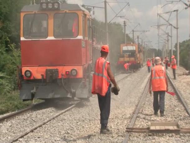 Железно-дорожное полотно на станции Морозовской будет модернизировано