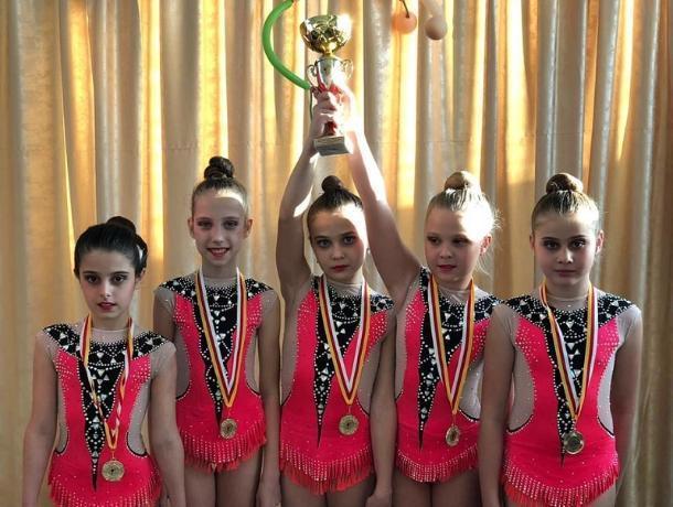 Гимнастки из Морозовска завоевали кубок РСО-Алания во Владикавказе
