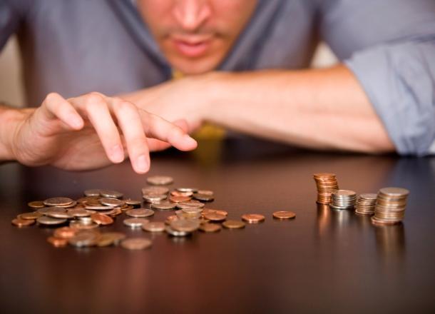 Среднемесячная зарплата работников в Морозовске оказалась на 28% ниже, чем средняя по области