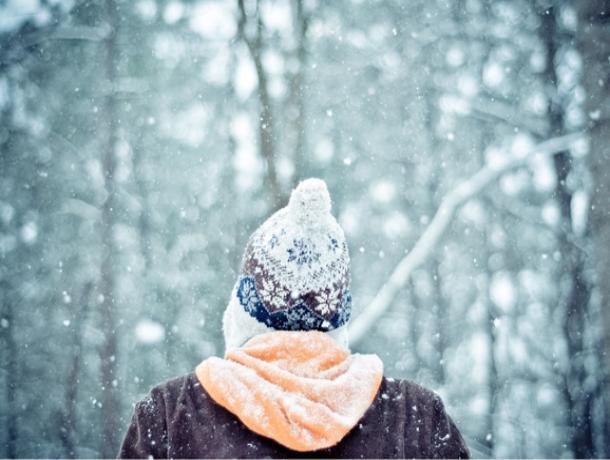 Снег и до 15 градусов ниже нуля ожидается в Морозовске 30 ноября