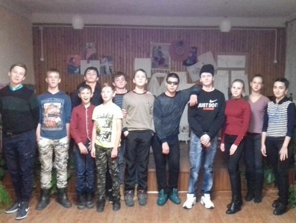 Познавательную программу «Объединим мир против СПИДА» провели для молодежи в хуторе Вишневка