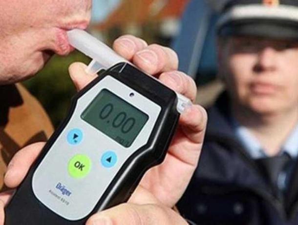 Четыре дня в Морозовском и Милютинском районе будут отлавливать пьяных водителей