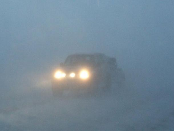 Почувствуй себя ёжиком в тумане: большую часть недели видимость в Морозовске будет ограничена