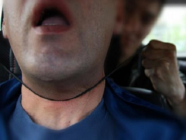 Морозовчанин осужден за попытку убийства таксиста с помощью шнура