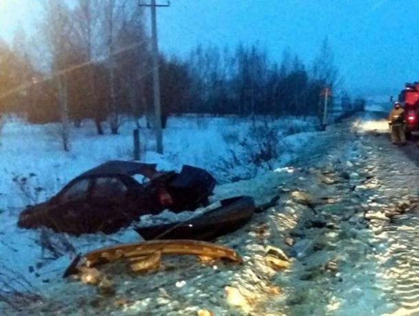 Три жизни унесла авария на автодороге Волгоград - Морозовск - Каменск-Шахтинский - граница с Украиной