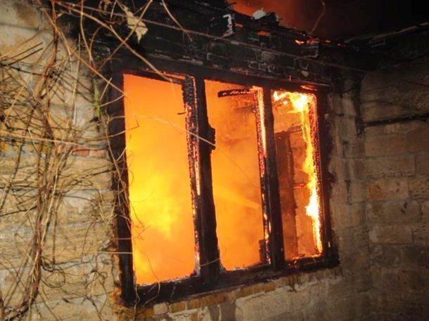 Последнее сообщение опожаре: горел личный дом вМорозовске