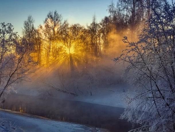 Холодный и солнечный день обещают синоптики морозовчанам в среду