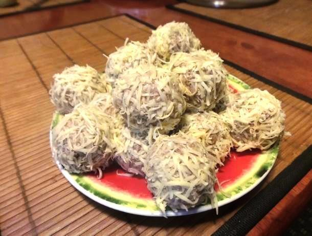 «Печеночные рафаэллки»: корреспондент «Блокнота Морозовска» поделилась еще одним рецептом для новогоднего стола