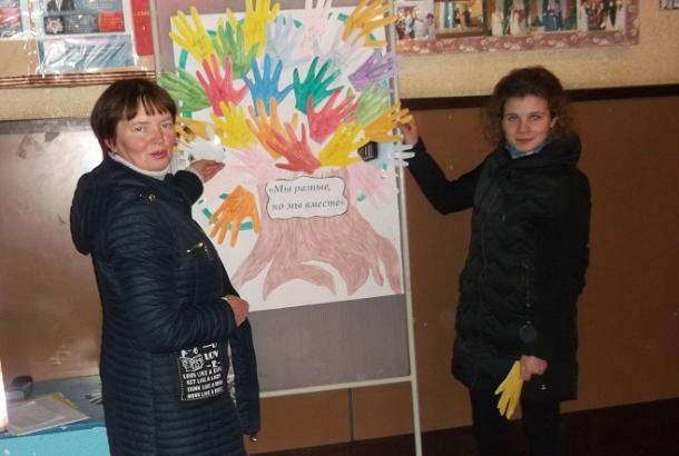 Исторический экскурс «Мы все разные, а Россия одна» провели в Старопетровском Доме культуры