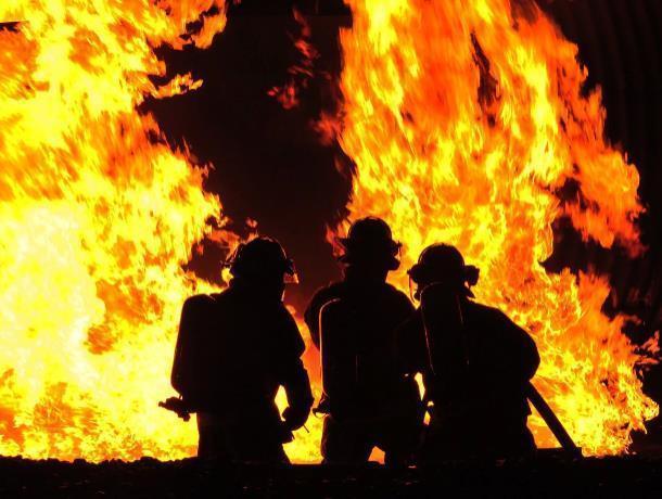 52-летняя жительница Морозовска погибла при пожаре