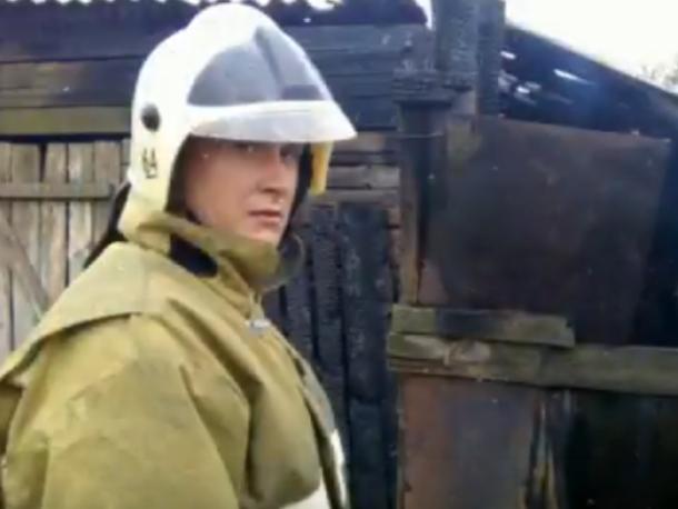 Появился видеоролик с фотографиями огнеборцев Морозовска ко Дню пожарной охраны