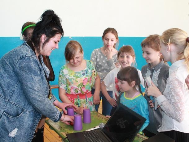 Утренник «Христос Воскресе!» провели для детей в хуторе Вербочки