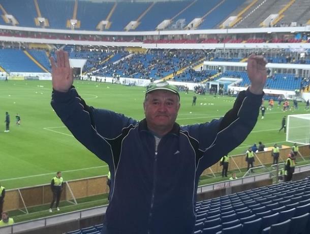 Петр Медный поделился впечатлениями от первого тестового матча на стадионе «Ростов-Арена»