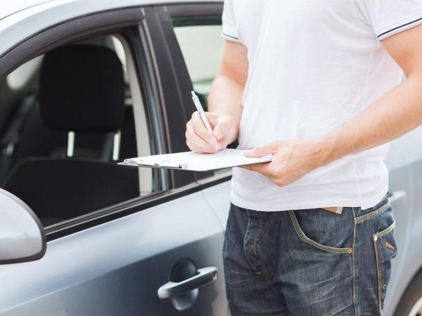 Автомобилистам Морозовска грозит штраф за уклонение от техосмотра