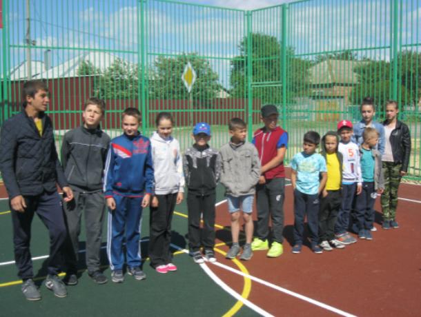 Буря эмоций и оваций сопровождала спортивные игры в честь Дня защиты детей в хуторе Вишневка
