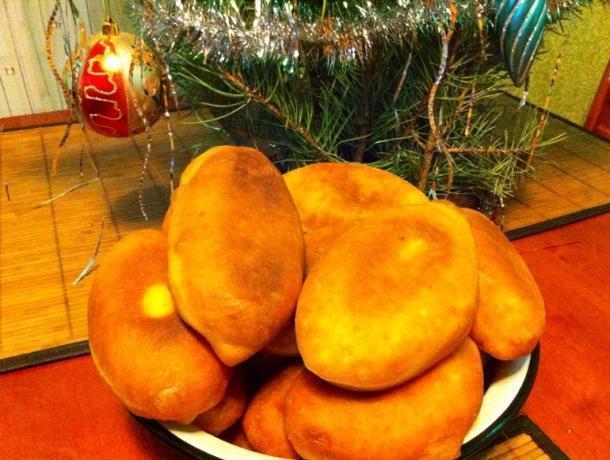 Корреспондент «Блокнота Морозовска» поделилась секретом пышных и румяных пирожков