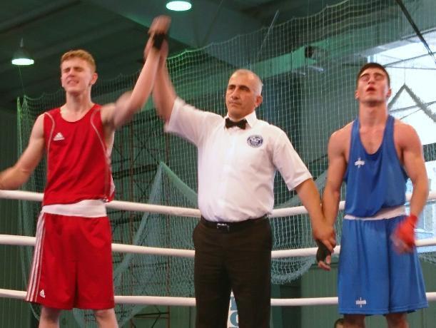 Боксер из Морозовска стал победителем Первенства Южного Федерального Округа