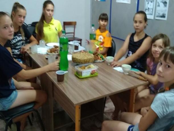 Посиделки под названием «Коса-девичья краса» прошли в библиотеке Гагаринского сельского поселения