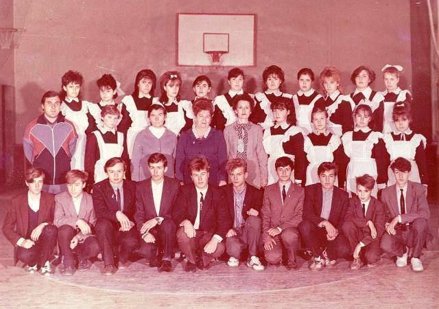 Письмо в редакцию: Выпускники 10 А класса 1989 года поздравили родную школу № 3