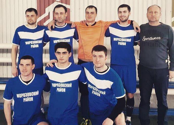 Морозовчане вышли в финал областного чемпионата с красивым счетом