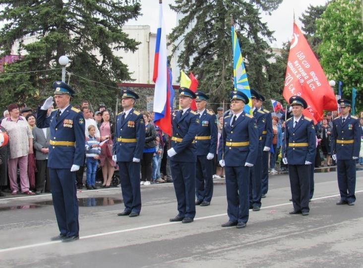 Как Морозовск встретит День Победы в 2019 году