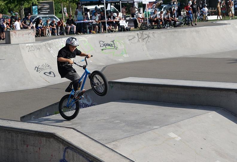 Скейт-парк может появиться в Морозовске