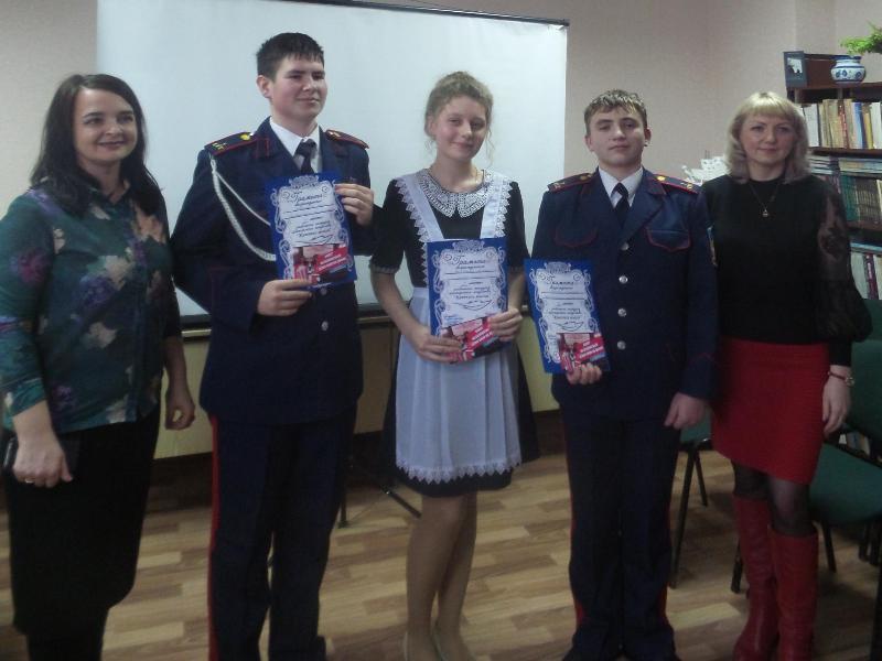 Победительницей конкурса ораторского искусства «Живопись мысли» в Морозовске стала ученица лицея № 1 Алиса Вервикина