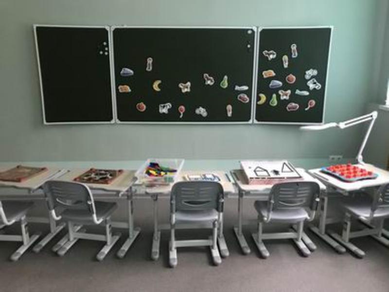 Открылся первый на Дону ресурсный кабинет для слепоглухих детей